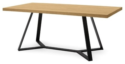 Archie L 200 Rectangular Table Modern Dining Tables By YLiving