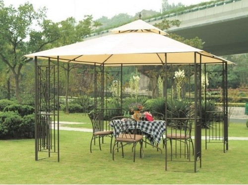 The Home Depot Leaf Gazebo Replacment Canopy Fabric