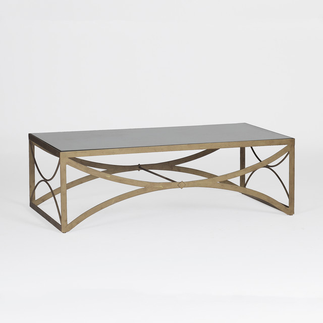 Bernard Coffee Table Transitional Coffee Tables Other Metro By Gabby