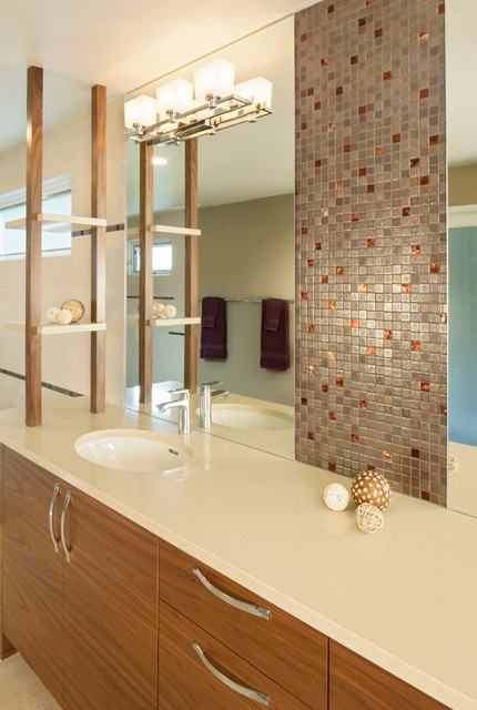 Contemporary Master Bath Contemporary Bathroom Vanities And Sink Consoles