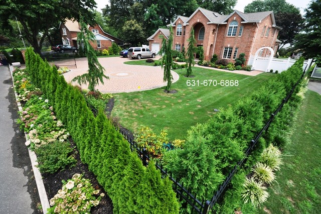 Privacy Landscaping Traditional Outdoor Products New