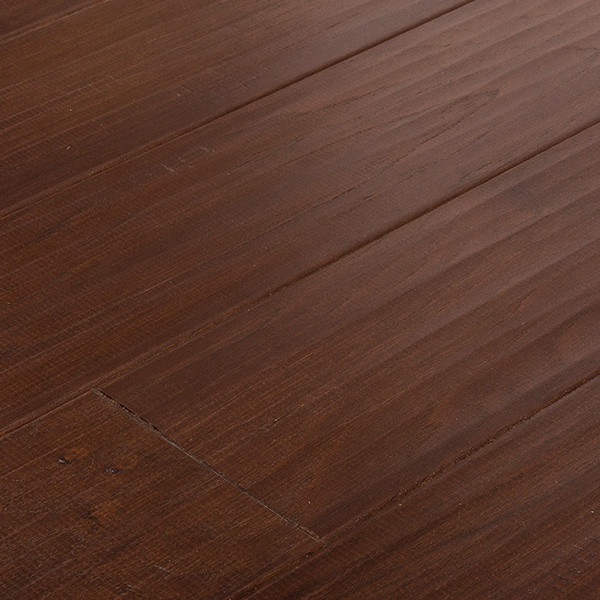 mohawk hickory chocolate click engineered hardwood