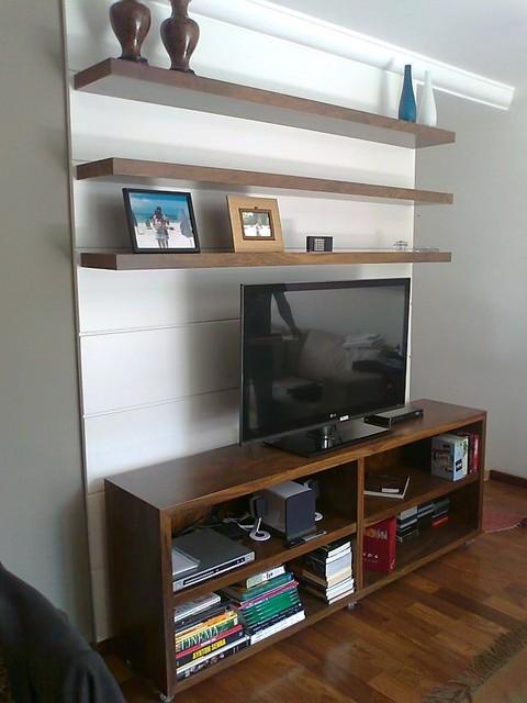 Living Room Sala De Estar ~ Living Room  Sala de Estar contemporary