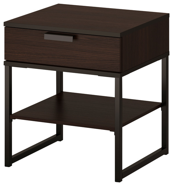 Trysil moderne table de chevet et table de nuit par ikea - Table de chevet moderne ...