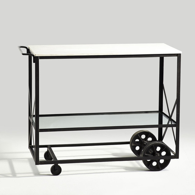Industrial Kitchen Trolley: Kitchen Islands And