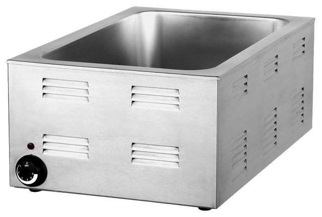 Full Size Stainless Food Warmer industrial-warming-drawers
