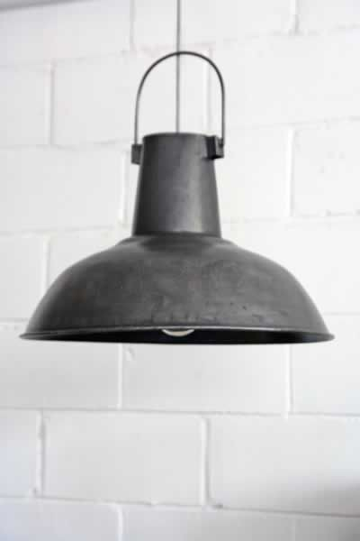 industrial lampshades. Black Bedroom Furniture Sets. Home Design Ideas