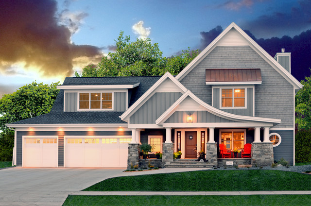 Fargo Contemporary Craftsman Contemporary Other By