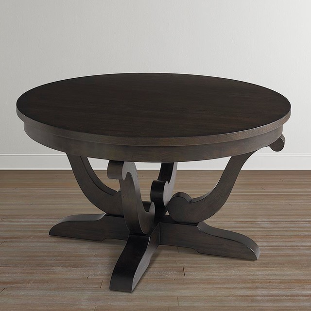Provence Round Cocktail Table By Bassett Furniture Contemporary Coffee Tables Raleigh By
