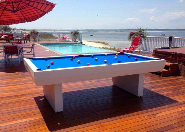 Outdoor Pool Table Contemporarypatiofurnitureandoutdoorfurniture