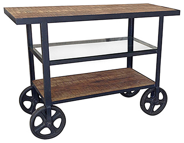 rolling island cart industrial kitchen islands and