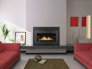 Heat & Glo  Cosmo Gas Fireplace Insert