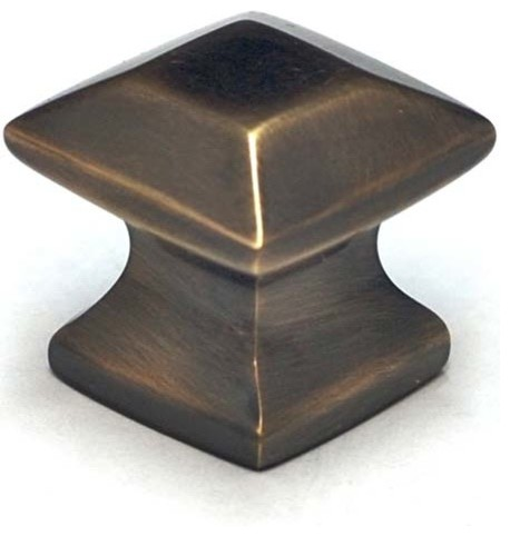 Mission Knob (CAL-VB-171-US5) - Craftsman - Cabinet And Drawer Knobs - by Knobbery Dot Com LLC