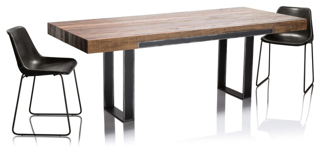 wayfair dining table industrial dining tables by coco republic