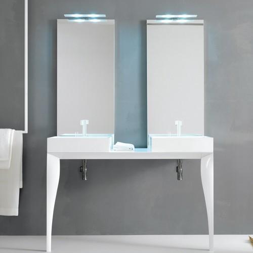 Azzurra Marilyn 01 A Console Modern Bathroom Vanities And Sink Consoles
