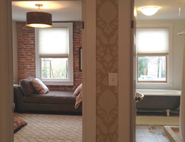 Baltimore Row Home Interior Design House Of Samples