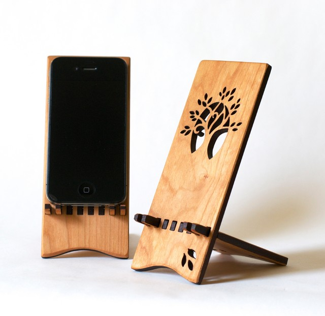 IPhone Stand Contemporary Desk Accessories