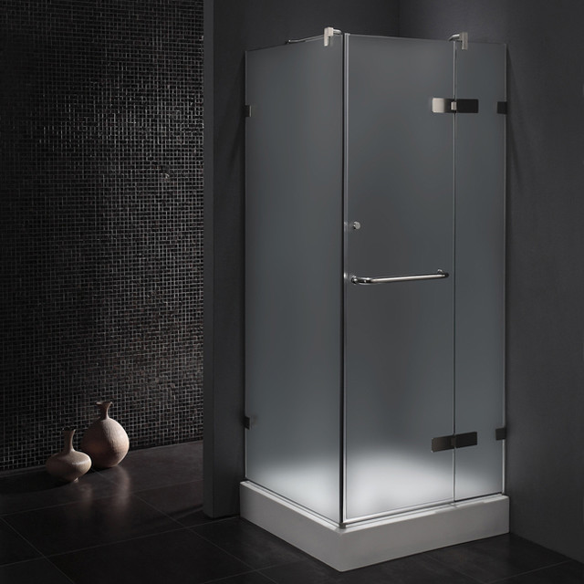 Shower enclosures shower stalls and kits miami by for Bathroom trends miami
