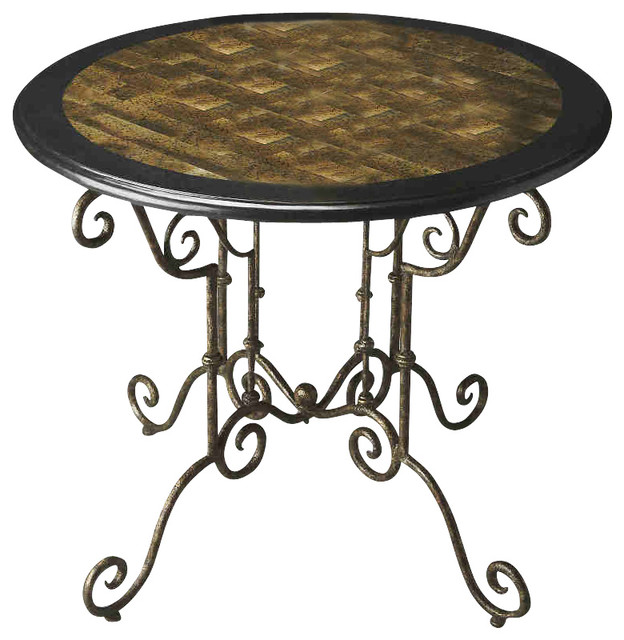 Foyer Side Table : Butler metalworks foyer table transitional side tables