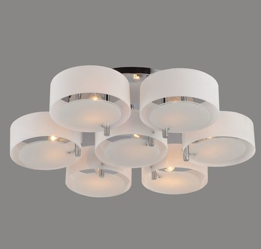 Close To Ceiling Modern Lights : Modern acrylic chandelier with lights