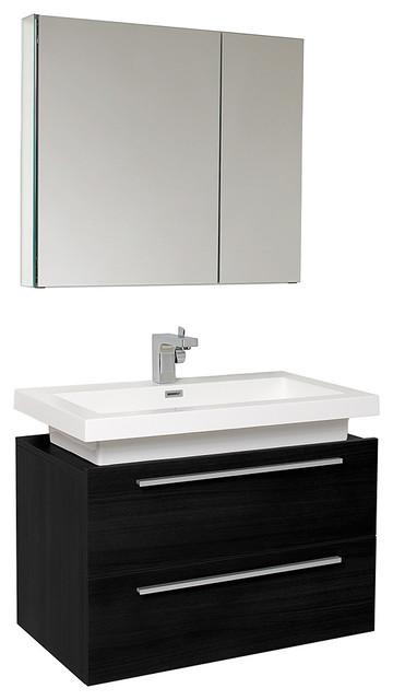 black modern bathroom vanity with medicine cabinet modern bathroom