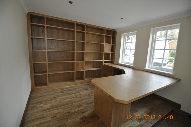 bespoke home office modern desks and hutches other metro bespoke home office