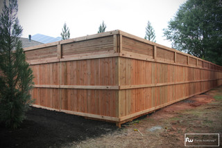 The Stanton Wood Privacy Fence Home Fencing And Gates