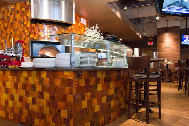Figlio restaurant for Eclectic restaurant