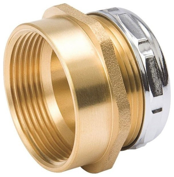 Female Thread Drain Waste Adapter Connector Traditional