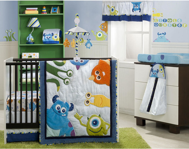 Monsters inc bedroom accessories