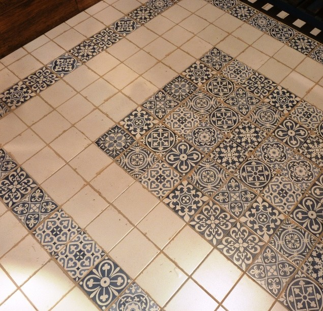 Moroccan Look Bathroom Tiles Sydney Traditional Tile