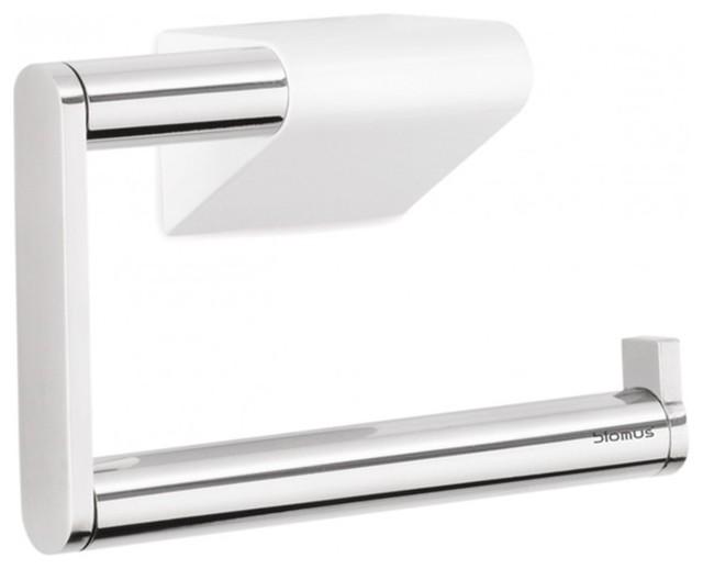 Sento wc rollenhalter contemporain accessoire wc par for Wc contemporain