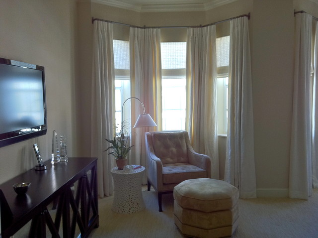 Sophisticated Elegance Contemporary Window Treatments