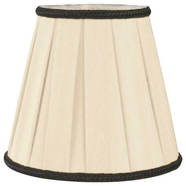 Decorative Wall Lamp Shades : Decorative Trim Empire Chandelier Lampshade - Traditional - Lamp Shades - by royalLAMPSHADES