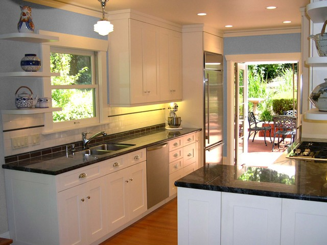Rosal Ave Oakland Kitchen And Bath Remodel