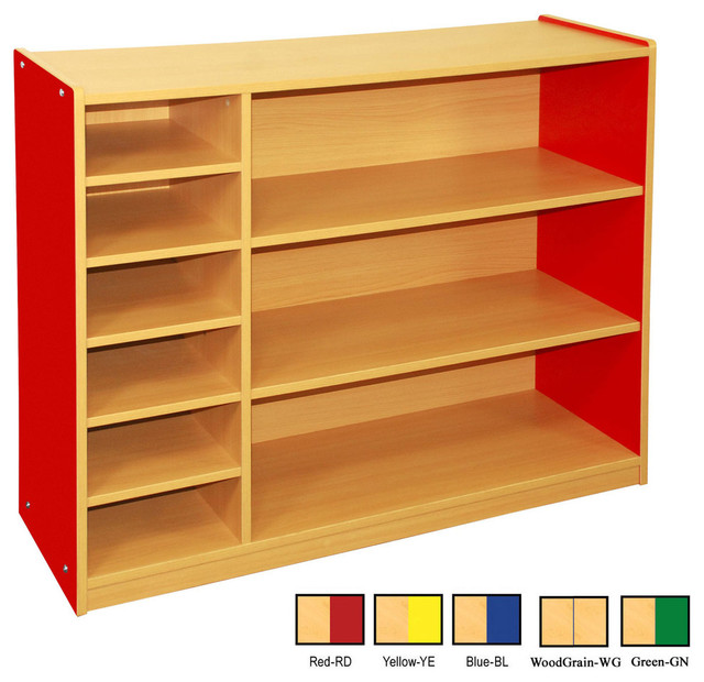 Classroom Cabinet Design : Ecr kids classroom colorful essentials multi purpose
