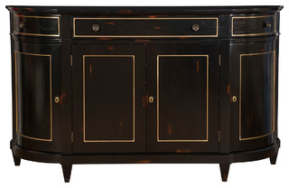 Vanguard furniture gregory buffet 8703b se classique for Miroir vanguard
