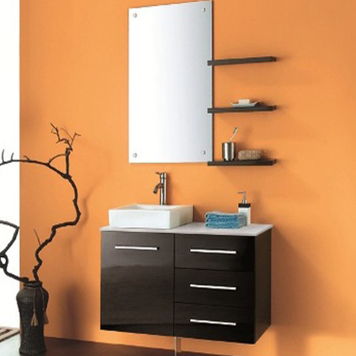 Florencia 1000mm Wall Hung Bathroom Vanity Contemporary Bathroom Vanities And Sink