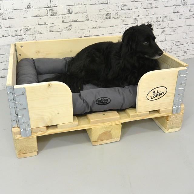 paletten hundekorb 39 helga 39 in 3 gr ssen versch farben industrial hundebetten other. Black Bedroom Furniture Sets. Home Design Ideas