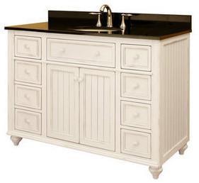 Sagehill Designs Cr4821d 48 Bathroom Vanity From The