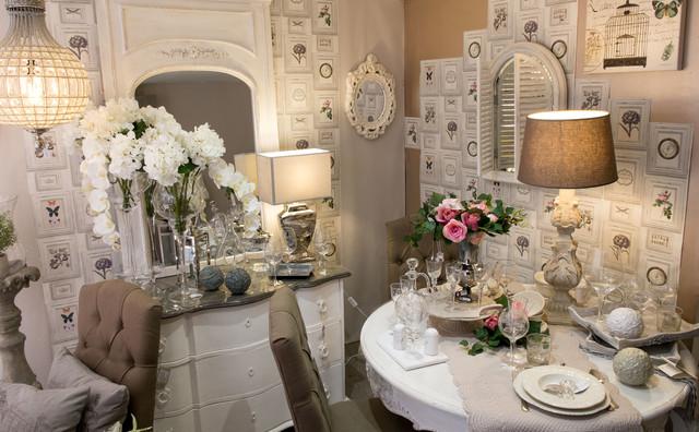 l 39 art de recevoir les arts de la table romantique. Black Bedroom Furniture Sets. Home Design Ideas