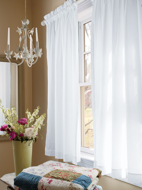 Jane S Plain Amp Simple Curtains Traditional Curtains