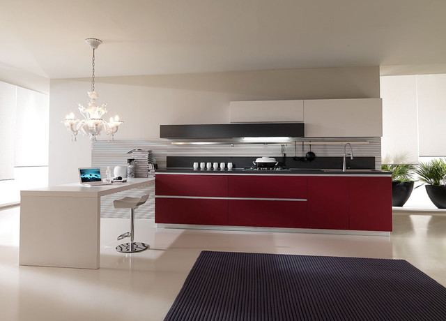 Contemporary Kitchen Design Pedini San Diego Contemporary San Diego By Italian Kitchen