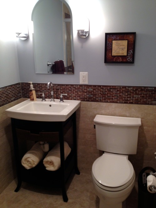 The Vanity Is Perfect For A Small Powder Room Where Can I