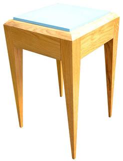 chevet vv02 moderne table de chevet et table de nuit other metro par professionel. Black Bedroom Furniture Sets. Home Design Ideas
