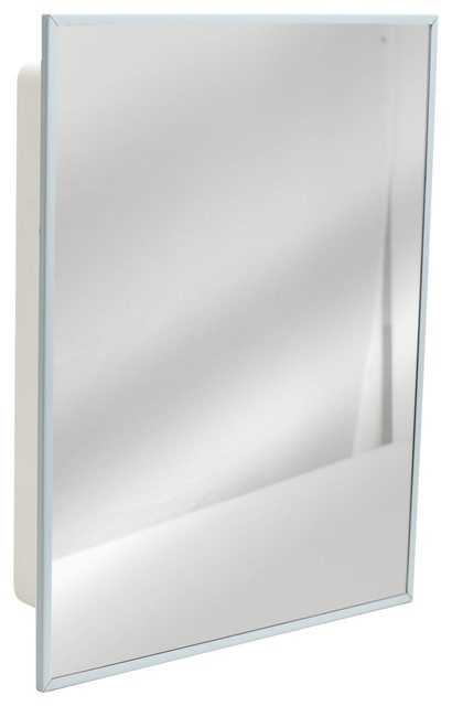 Zenith Products Swing Door Medicine Cabinet - Contemporary - Medicine Cabinets - by JENSEN-BYRD ...