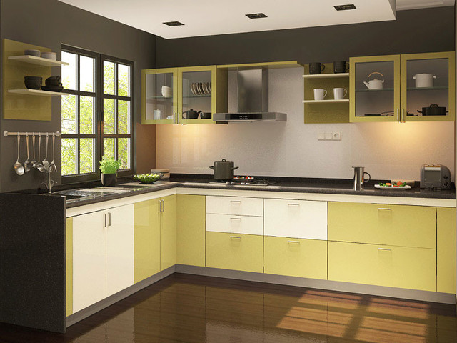 Canberra l shaped kitchen from capricoast modern for Kitchen designs canberra