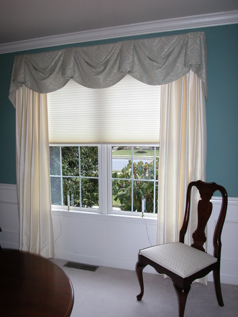 dining room window treatments philadelphia by blinds designs