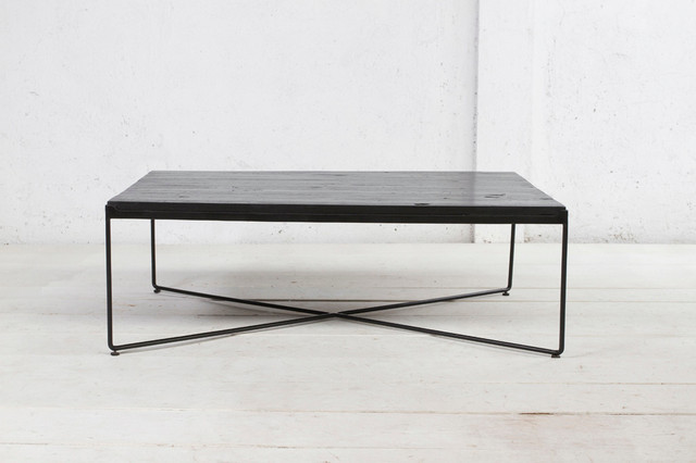 vig furniture modrest p209a modern black coffee table modern flip