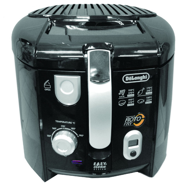 Cool Touch Roto Deep Fryer Contemporary Deep Fryers